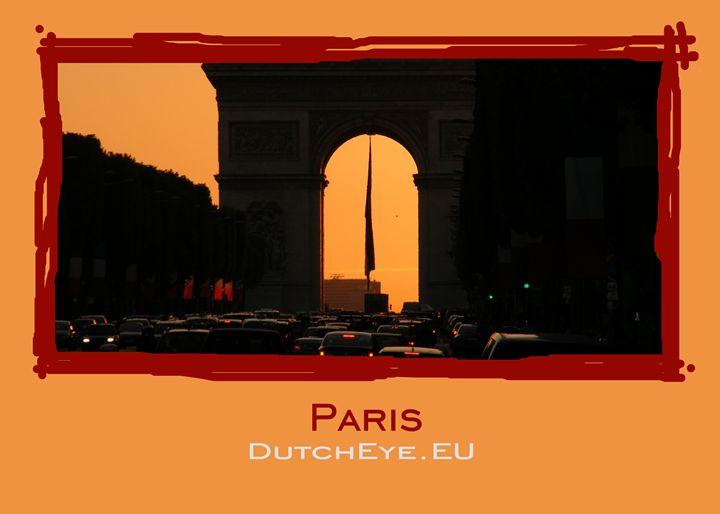 Paris - O - DutchEye.EU