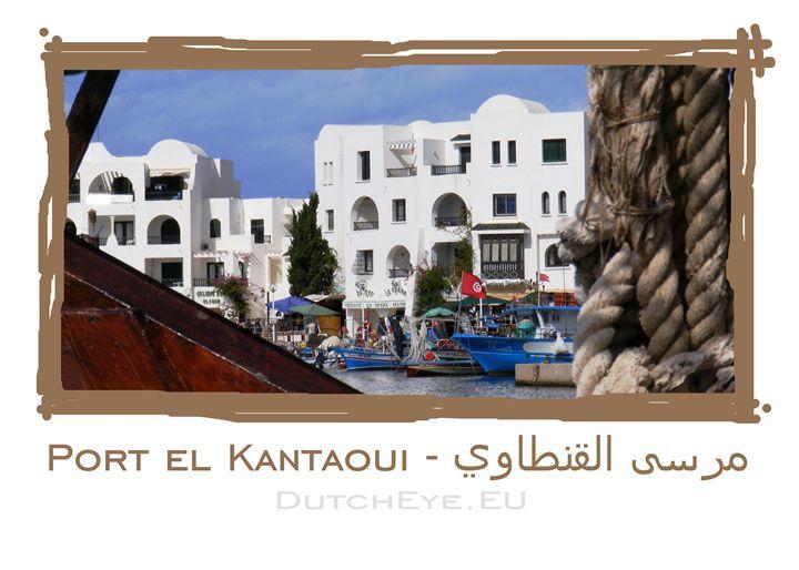 Port el Kantaoui - W - DutchEye.EU
