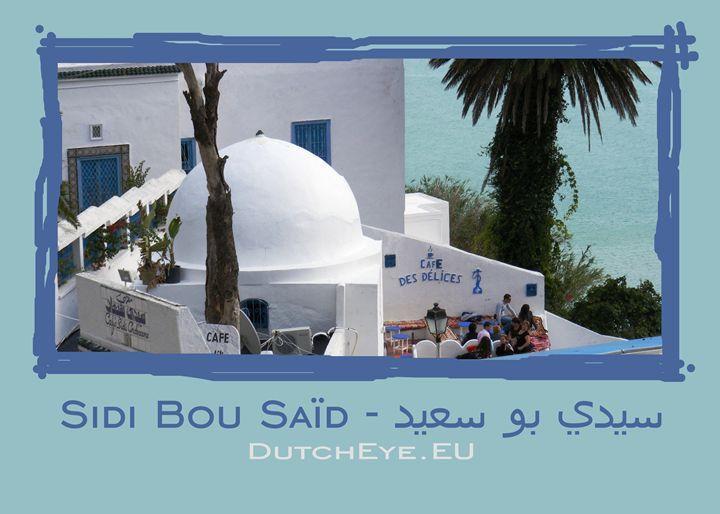 Sidi Bou Said - B - DutchEye.EU