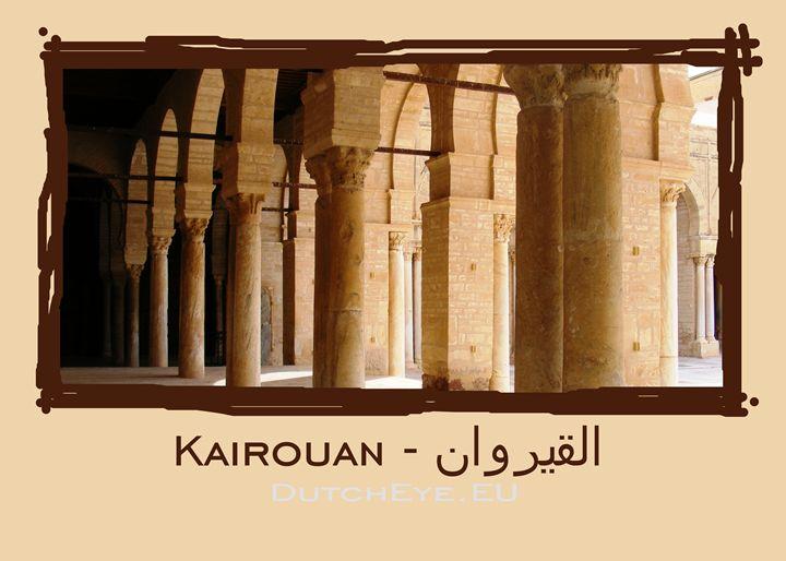 Kairouan - I - DutchEye.EU