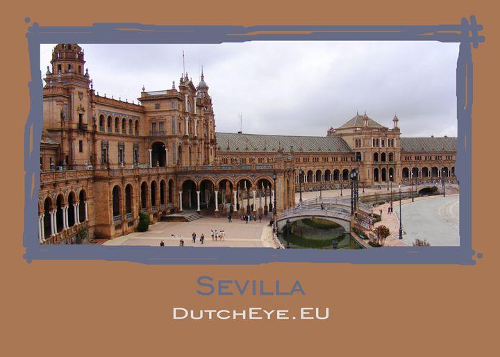 Sevilla - I - DutchEye.EU