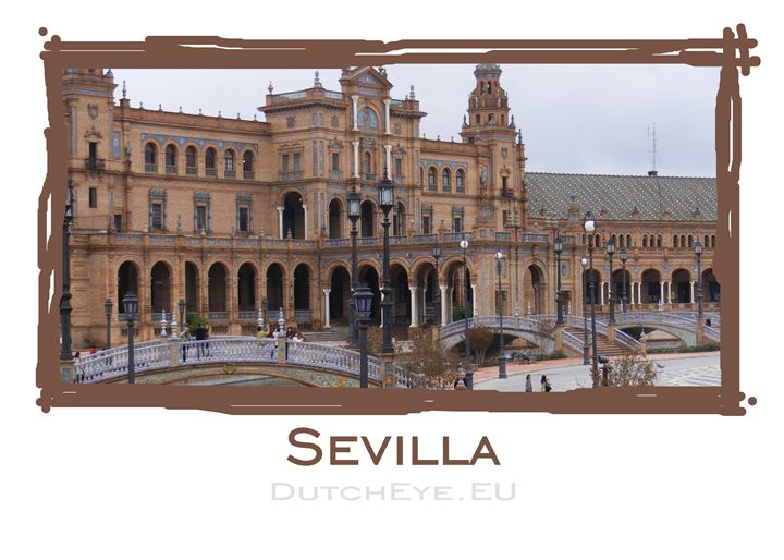 Sevilla - W - DutchEye.EU