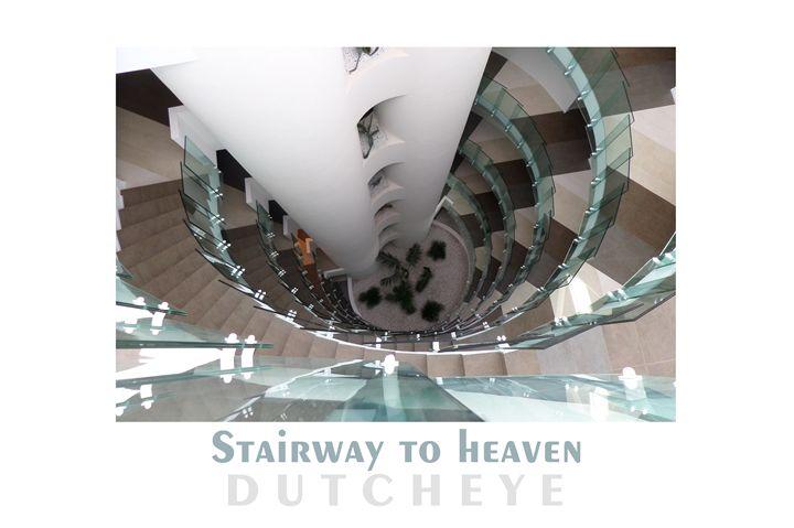Stairway to heaven - Q - DutchEye.EU