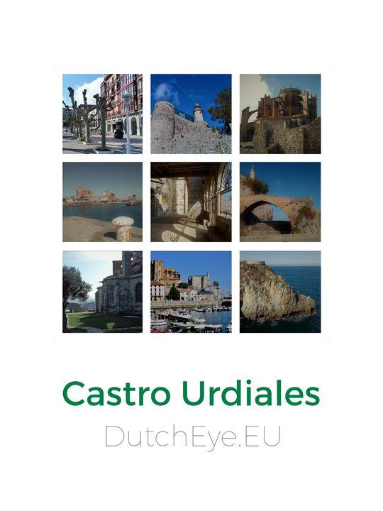 Castro Urdiales - W - DutchEye.EU