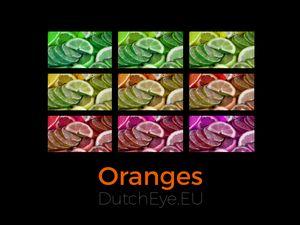 Oranges - B