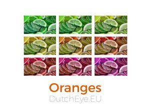 Oranges - W