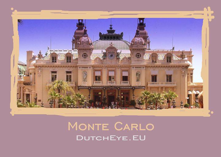Monte Carlo - P - DutchEye.EU
