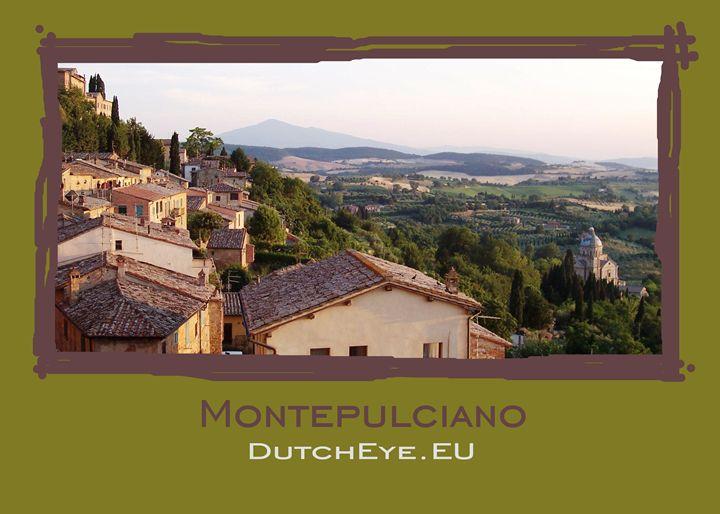 Montepulciano - G - DutchEye.EU