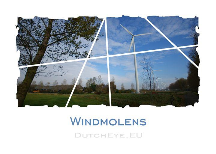 Windmolens - W - DutchEye.EU