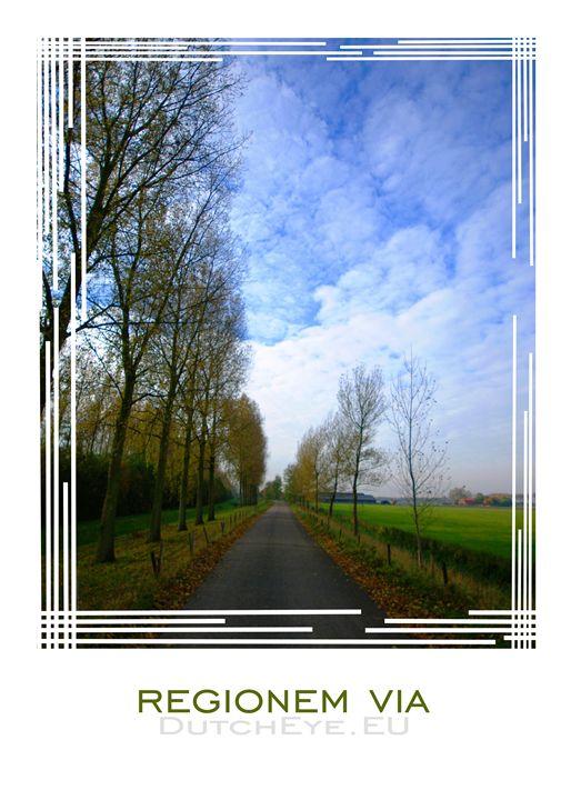 Regionem Via - W - DutchEye.EU
