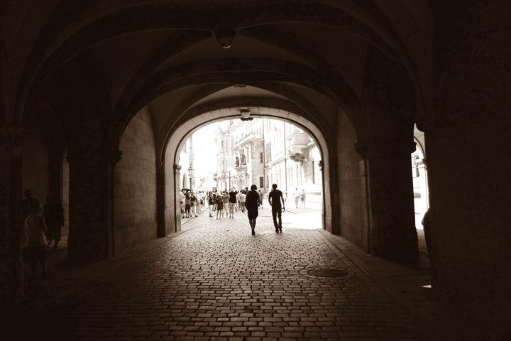 In der Innerstadt - C - DutchEye.EU