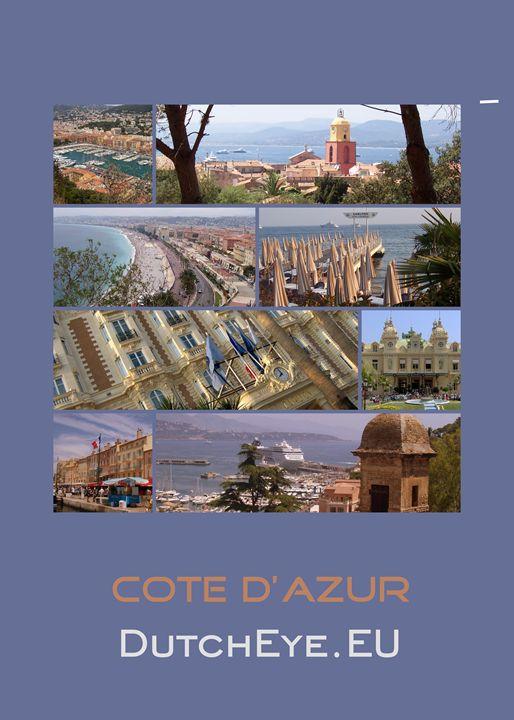Cote d'Azur - DutchEye.EU