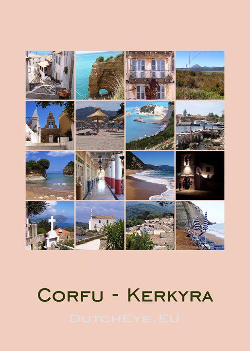 Corfu - Kerkyra - I - DutchEye.EU