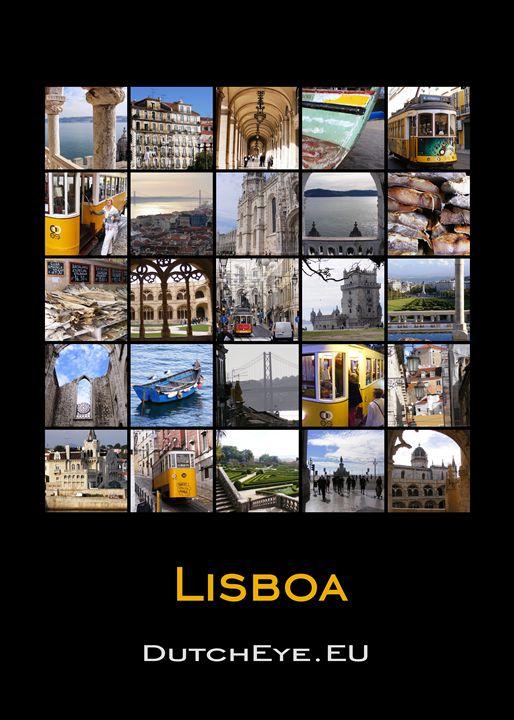 Lisboa - Z - DutchEye.EU