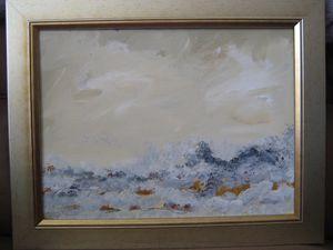 Rough Sea at Hayling