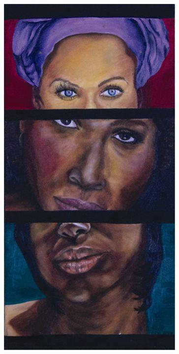 Faces - Mosaic Art Studios