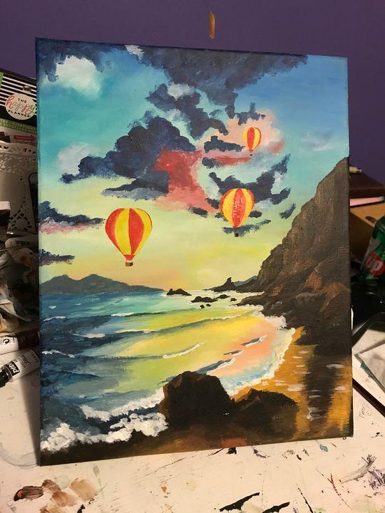 Balloon Ride - Shannyn Reid