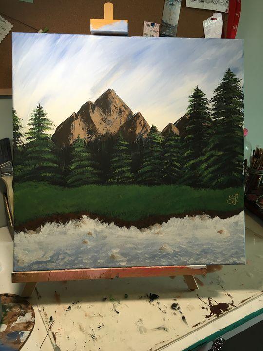 Mountain - Shannyn Reid