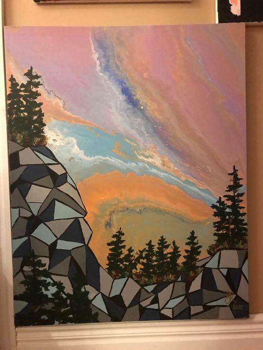 Geometrical Dreamland - Shannyn Reid