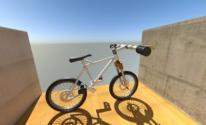 my mountain bicycle