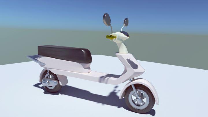 scooter Yamaha Delight 125 CC - Gooorylin