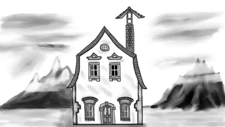 Old Austrian architecture - Gooorylin