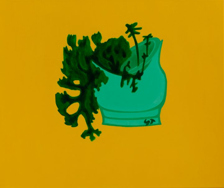 A Plant in a Pot - april sj choi