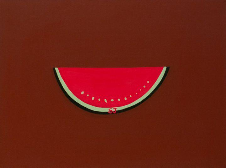 Watermelon - april sj choi