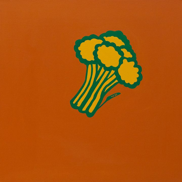 Broccoli - april sj choi