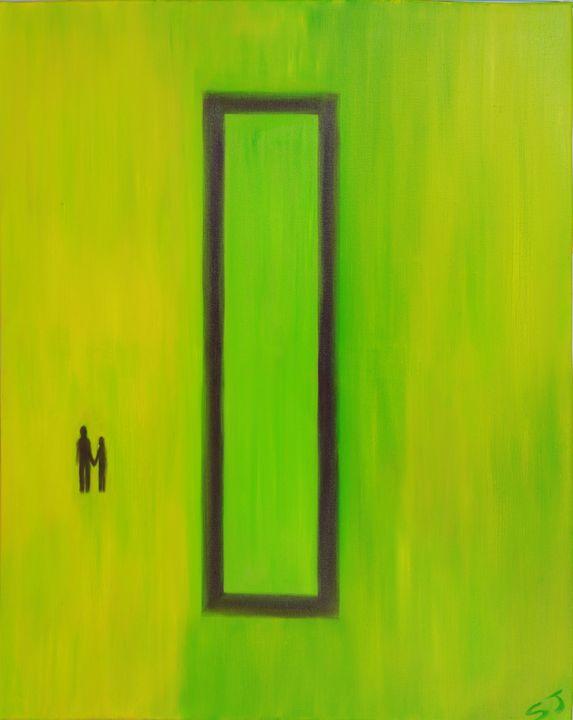 The Door - april sj choi