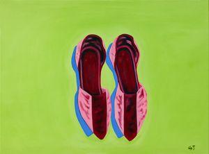 Shoe Still Life-2