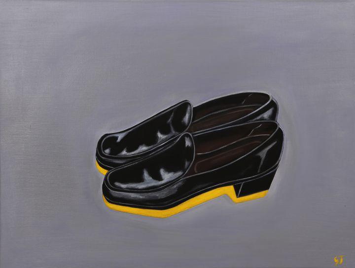 Shoe Still Life-1 - april sj choi