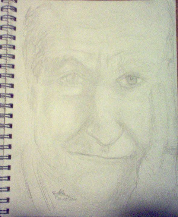 Robin Williams - BlueJayArt