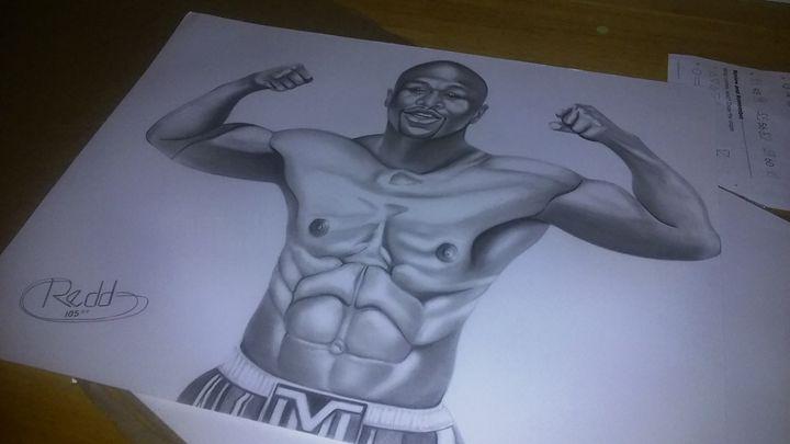famous boxer - Noel Redd