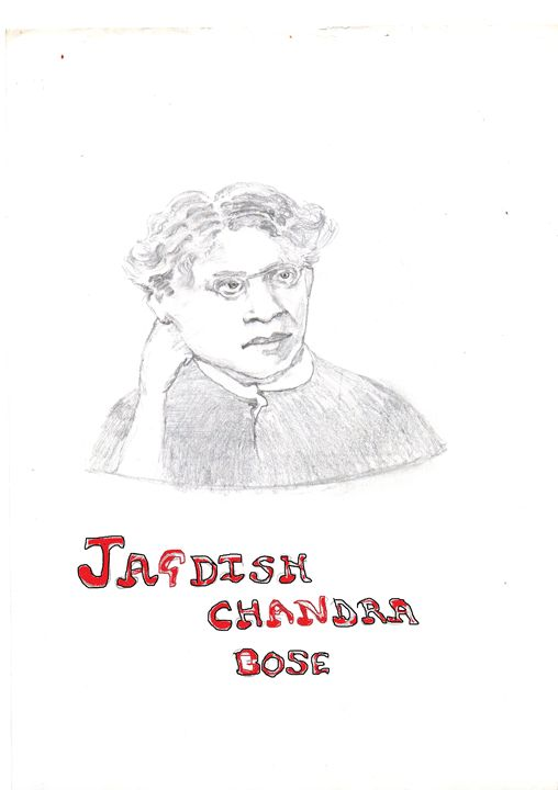 Jagdish Chandra Bose - preet gallery