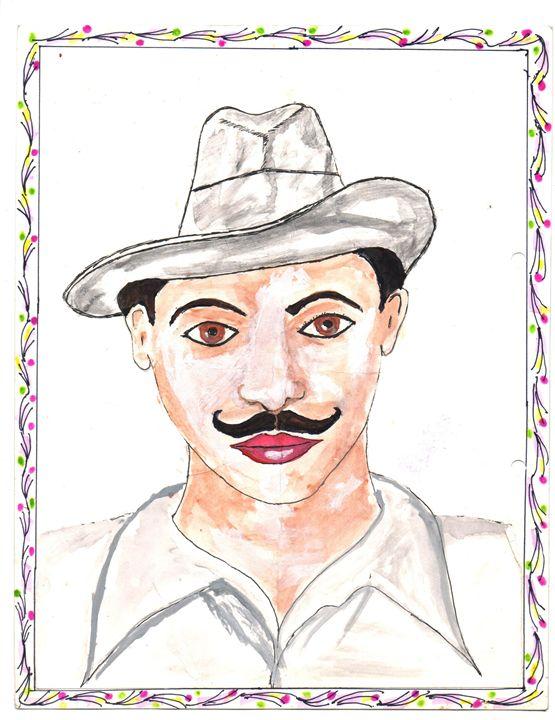 Bhagat Singh - preet gallery