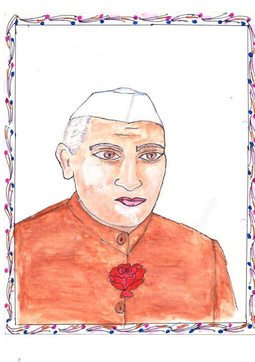JawaharLal Nehru - preet gallery