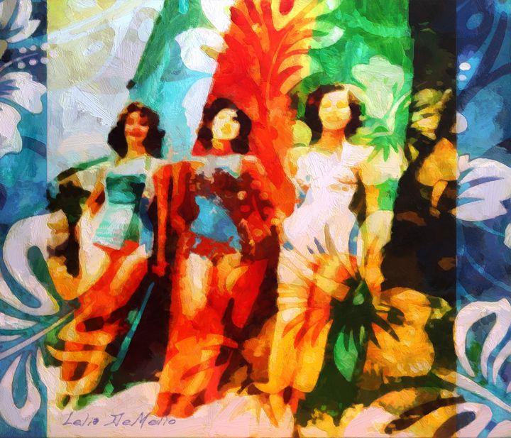 Surfer Girls - Lelia DeMello