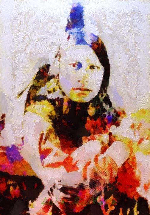 Sitting Bull - Lelia DeMello