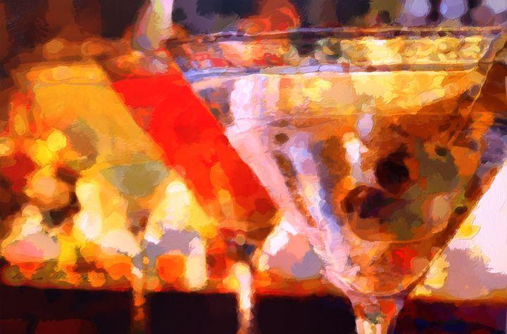 Martinis - Lelia DeMello