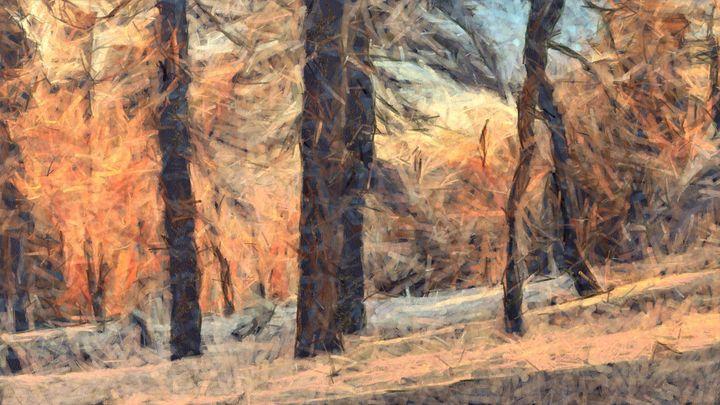 Pastel Forest - Lelia DeMello