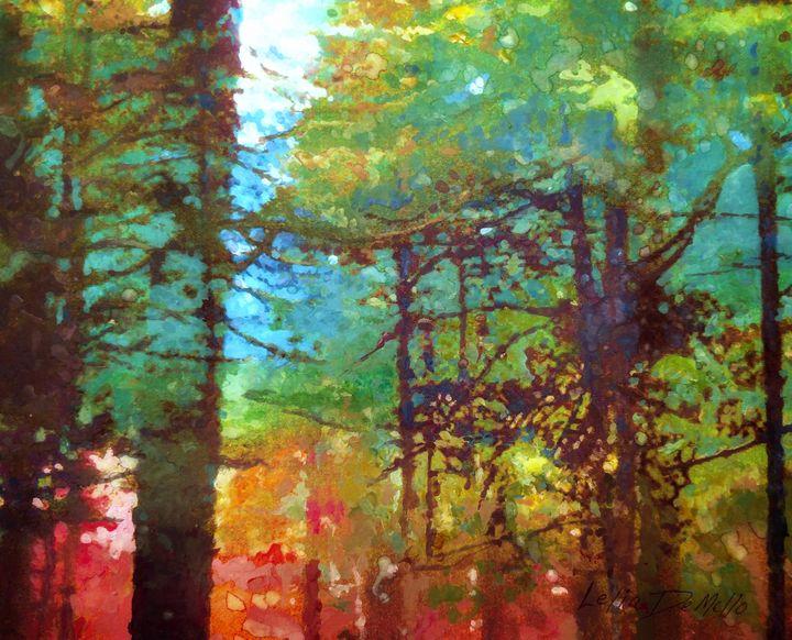 Forest Dream - Lelia DeMello