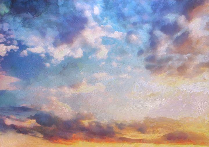 Beautiful Sky - Lelia DeMello