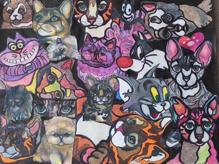 Jadyn's Meow - Divergent Creationz