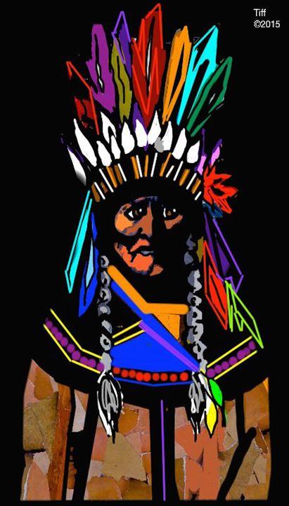 Cherokee Chief - Divergent Creationz