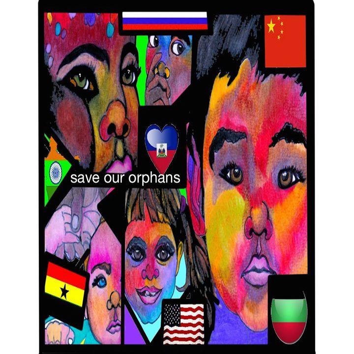 Orphans United - Divergent Creationz