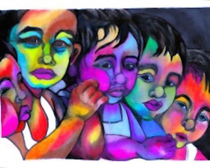 Chinese Orphans - Divergent Creationz
