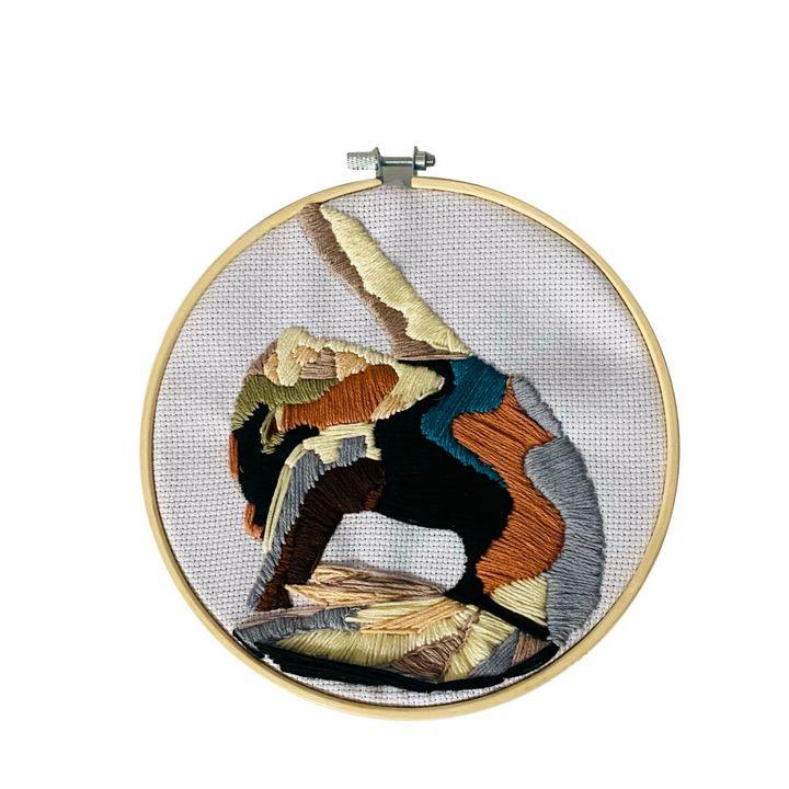 Back Cambre - Stitch Pls Embroidery