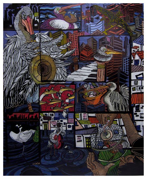 bird land - Dexie