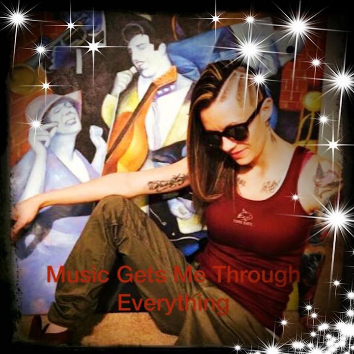 Love of Music and Art - M&D Shades Of Chaos